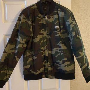 OBEY Camoflauge Jacket